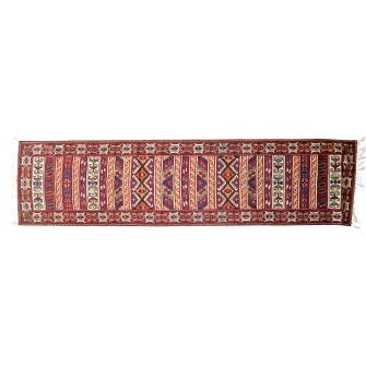 Tapis brodé Tibétain