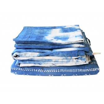 Parure de lit en batik Miao...
