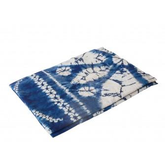 Nappe carrée en batik Bai
