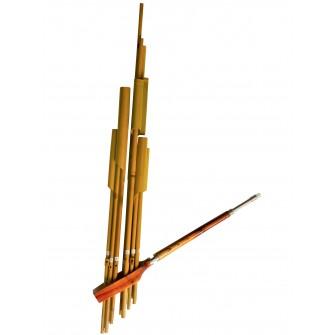 Lusheng Miao à 16 tuyaux