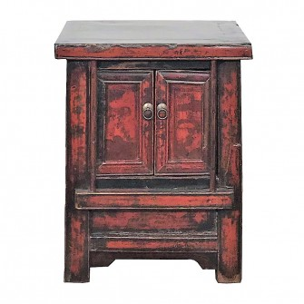 Paire de petits cabinets