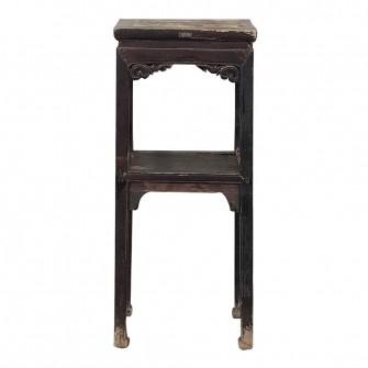 Table à thé d'époque Qing