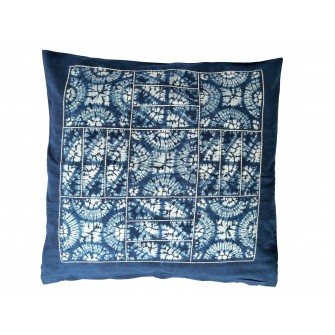 Housse de coussin en batik Bai