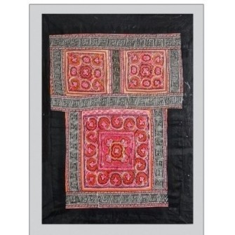 Broderie Miao ancienne...