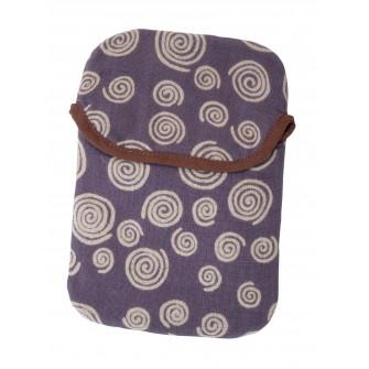 Pochette de I-Pad en batik...