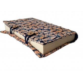 Couvre-livre en batik Bai