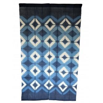 Voile de porte en batik Bai