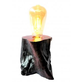 Lampes artisanale en bois...