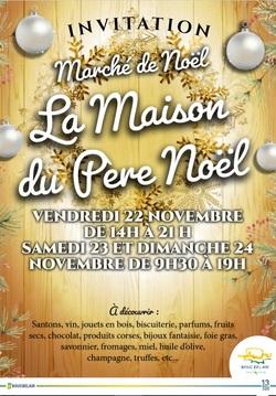 Marché de Noël Bouc Bel Air