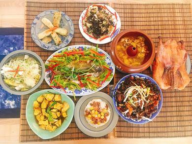 Repas de Chunjie