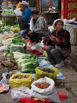 Marché de Shaxi