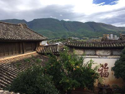 Vue de Shaxi