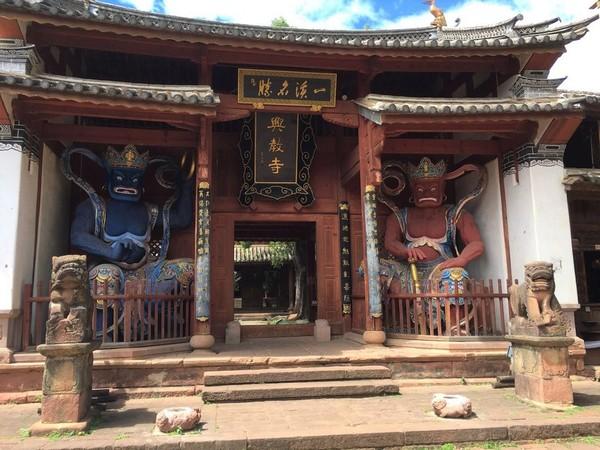 Temple de Shaxi